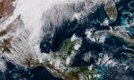 En ruta a Península de Yucatán frente frío 21; llegaría viernes