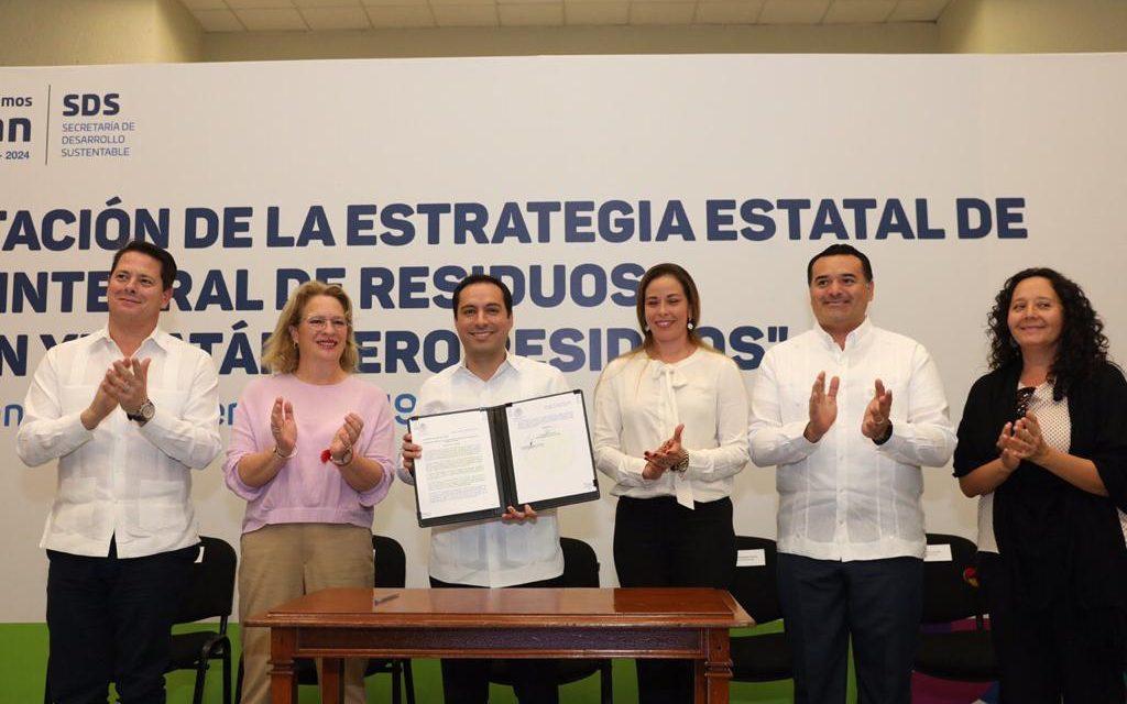 Hacia un Yucatán con cero residuos para transformar al estado