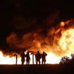 """Viernes de horror por """"huachicoleo"""": explosiones en Hidalgo y Querétaro (Vídeos)"""