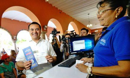 Registra Ayuntamiento Mérida aumento de pagos en línea del impuesto predial