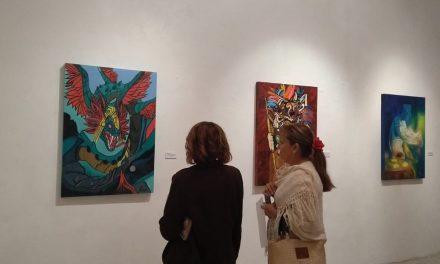 Exhiben imágenes al óleo de costumbres, fauna y 'cosas' de Yucatán