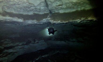 Hallan en Mérida cenote y caverna con fósiles y restos humanos