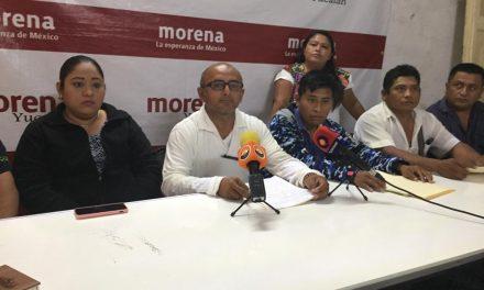 Comisarios acusan de autoritarios a alcaldes de Progreso y Chemax