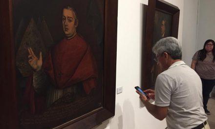 Tromba puso en riesgo acervo de arte sacro en exhibición