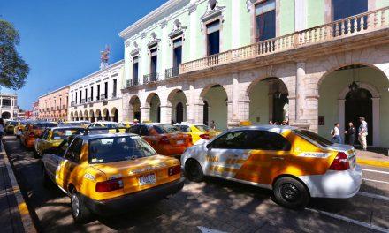 Reclaman taxistas concesiones y 'piso parejo'