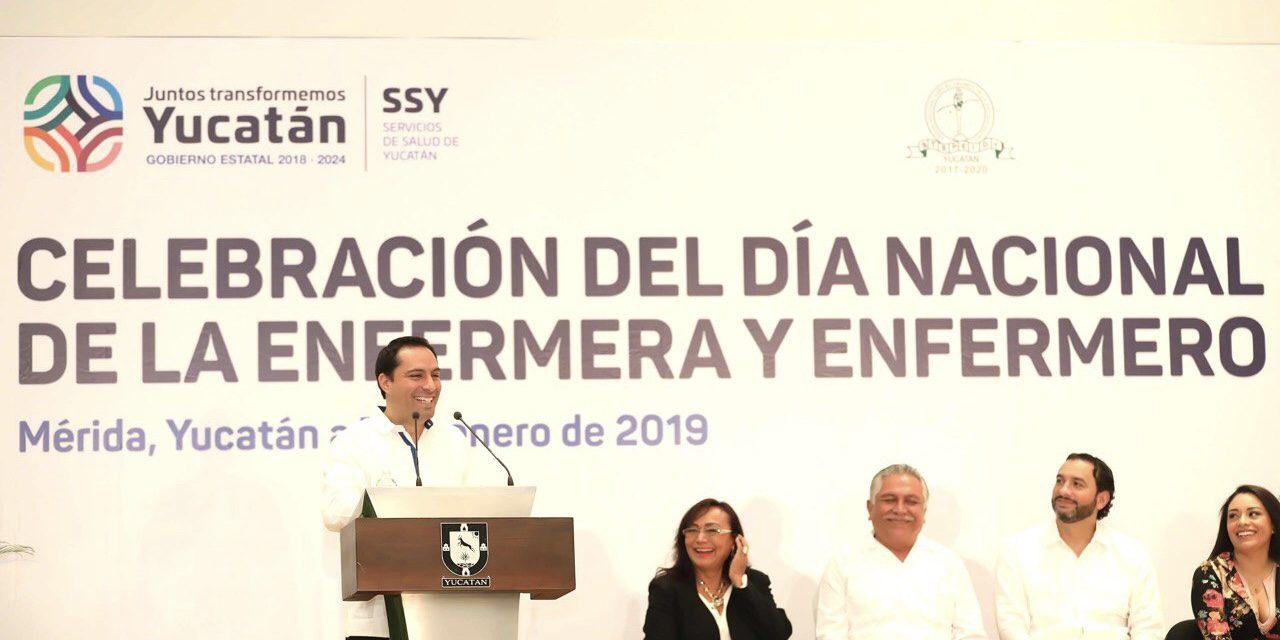 En defensa Vila de 'federalización' de servicios de salud