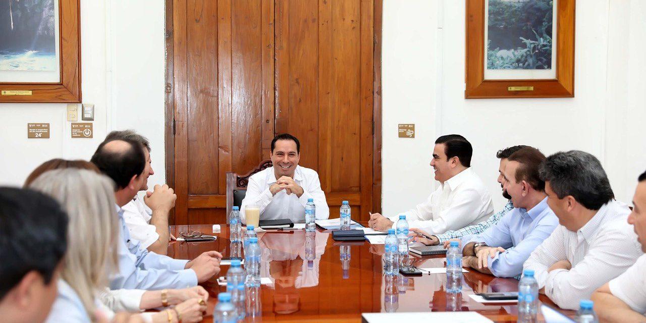 Coparmex presentó propuestas de Agenda de Desarrollo para Yucatán