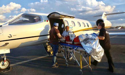 Envían a hospital de Texas a niño yucateco con quemaduras