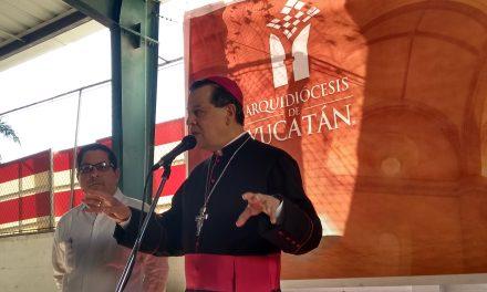 Esperanza de arzobispo en nuevos gobiernos federal y estatal