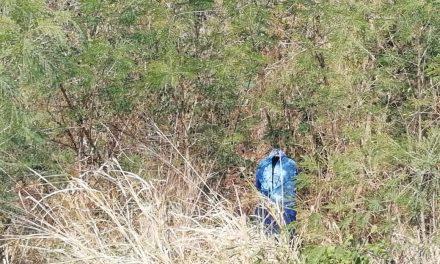 Hallan osamenta embolsada en periférico de Mérida