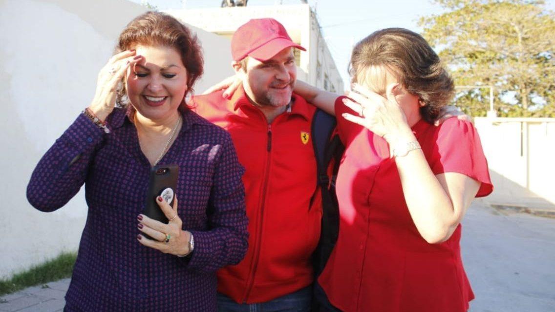 Liberan a Wafé Kuri Torre, luego de 11 años en prisión