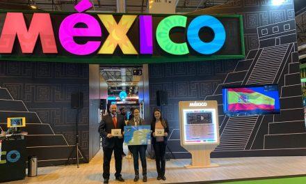 """Presentan relanzamiento de """"Yucatán Península"""" en FITUR (Vídeo)"""