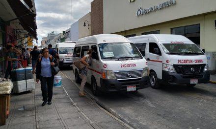 Golpe a taxistas y transportistas incumplidos (vídeo)