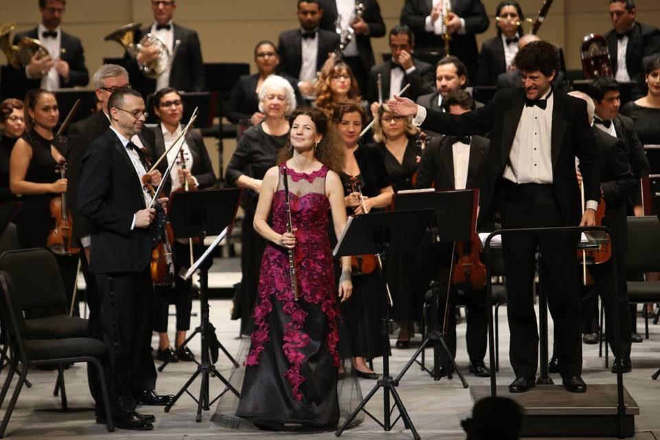 Obra vanguardista de concierto de EU anima al público yucateco