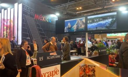 Tren Maya, irrumpe en Feria Internacional de Turismo
