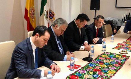 Promueve Yucatán inversiones turísticas en España