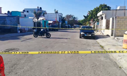 Playa del Carmen: asesinan a chofer de líder sindical de Quintana Roo