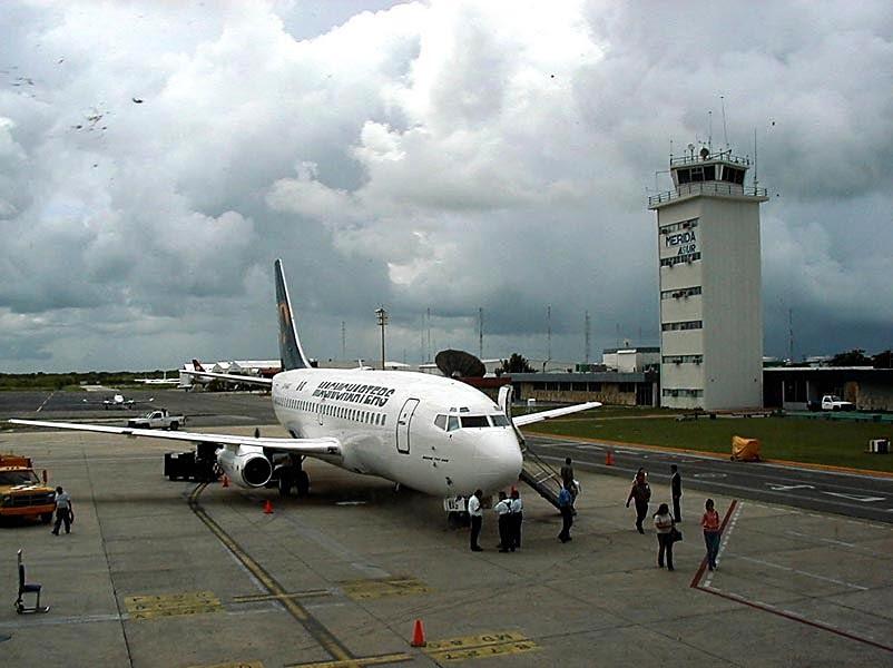 Nuevo récord de aeropuerto Mérida: alcanzaría 2.5 millones de pasajeros