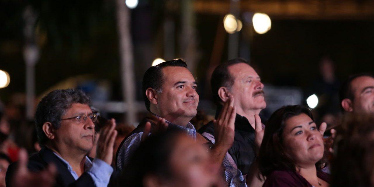 ¡A ritmo de cumbia! Cañaveral en el Mérida Fest (Fotos y vídeo)