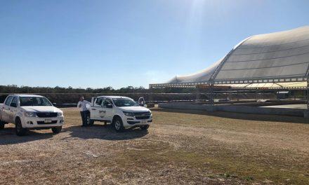 Profepa 'encuentra limpia de contaminación' granja de puercos en Kinchil