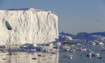 Groenlandia se derrite más rápido que hace 15 años