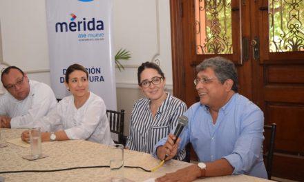 """""""Encuentro de Chefs"""" abrirá Jornadas Gastronómicas en Mérida Fest"""