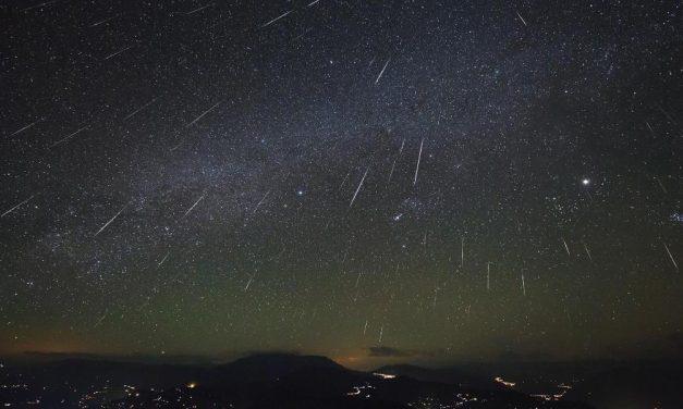 Primera lluvia de estrellas del año, visible hoy en Yucatán