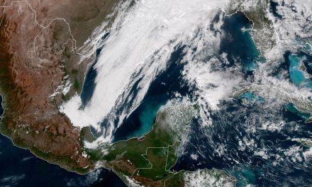 Jueves 'fresco' y lluvioso en Yucatán: temperatura, a la baja