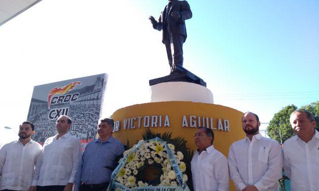 Viene embestida de Morena a sindicatos de Yucatán: CROC; 'no sean estúpidos', dice su líder