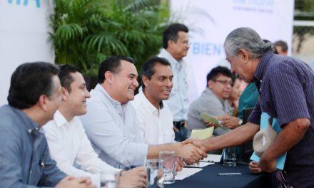 """Llevan a rincones de Mérida """"Ayuntamiento en tu colonia"""""""