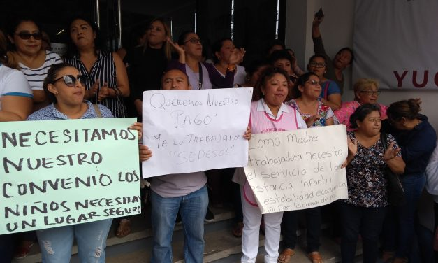 Yucatán: Investigan a niños y negocios 'fantasma' en guarderías de la ex Sedesol (video)