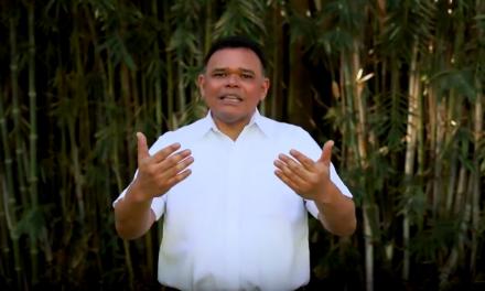 Zapata Bello rompe silencio y niega desvíos en su gobierno (video)