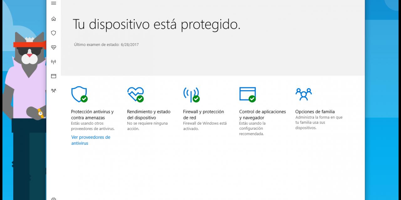 La última actualización de Windows Defender puede impedir inicio del sistema en algunos equipos