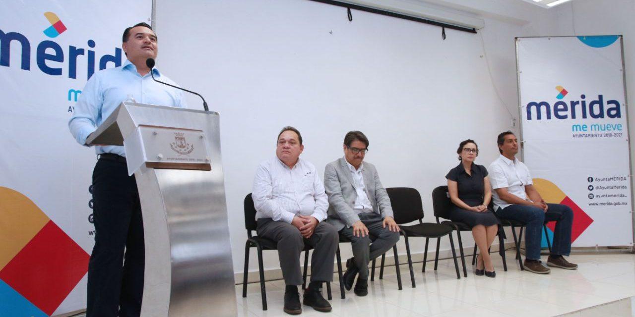 Distingue a Mérida Colectivo Ciudadano por Municipios Transparentes