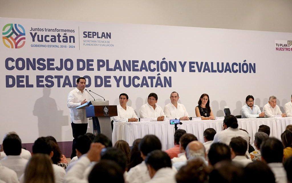 Abren a propuestas ciudadanas Plan Estatal de Desarrollo 2018-2024