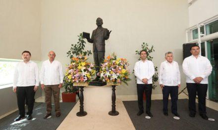 Gobernador Mauricio Vila Dosal participa en el 97 aniversario de la UADY