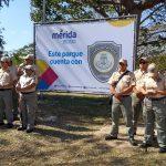 Guardaparques: refuerzo de seguridad en espacios públicos (video)