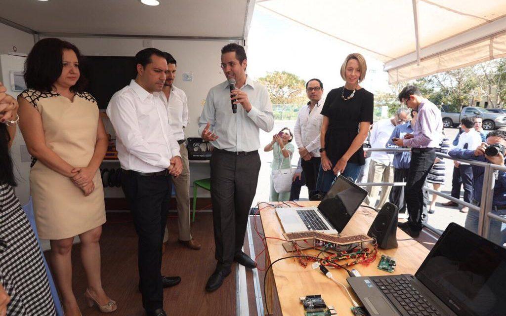 Laboratorio de Fabricación Digital en Yucatán, primero en México