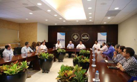 Mérida seguirá siendo una ciudad de vanguardia con apoyo de instituciones educativas: Barrera Concha