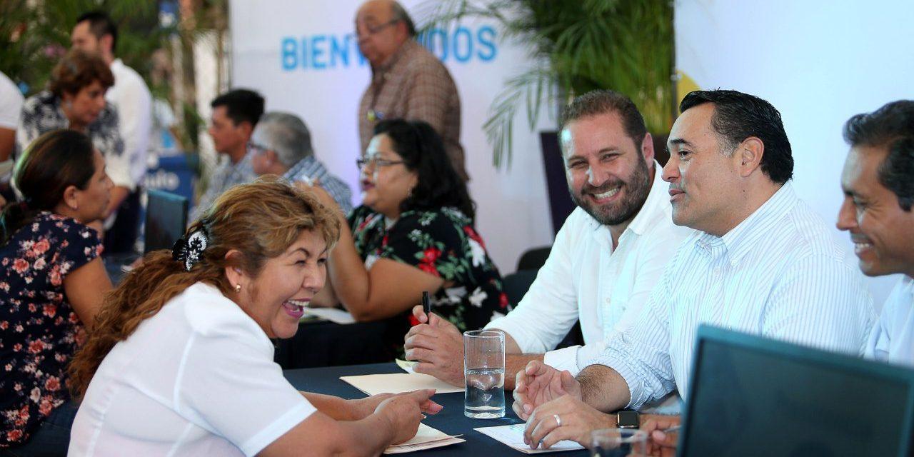 'Ayuntamiento en tu Colonia' llegó a la Mercedes Barrera