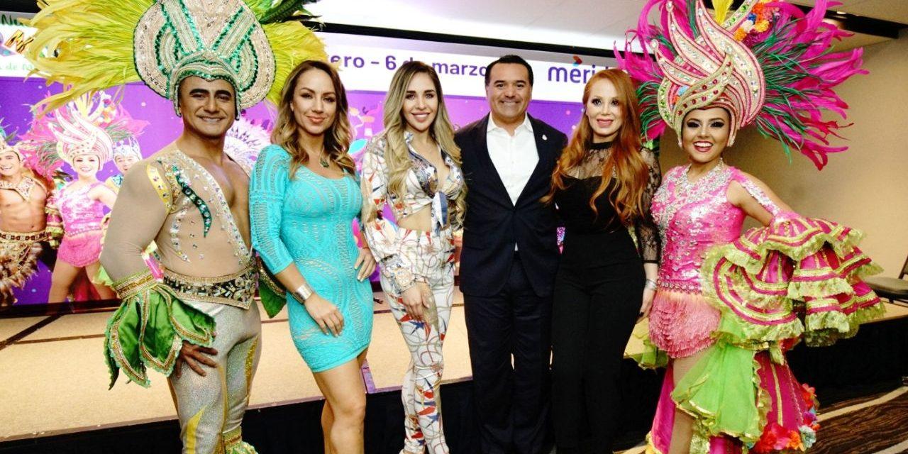 """""""El Nuevo Carnaval, La Fiesta de Mérida"""", en escaparate nacional"""