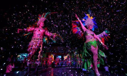 """Con la coronación de sus soberanos, Mérida ya está lista para disfrutar de """"El Nuevo Carnaval"""""""