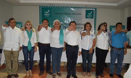 Perdió diputación federal en Yucatán, recibe dirigencia estatal del PANAL