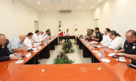 Fortalecen estrategias para preservar la seguridad en Yucatán