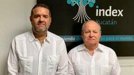 Alberto Berrón Bolio releva a Luis Felipe López Alonso en Index Yucatán