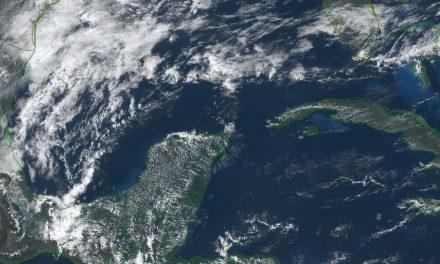 """Pronóstico de temperaturas """"hasta muy calurosas"""" en Península de Yucatán"""