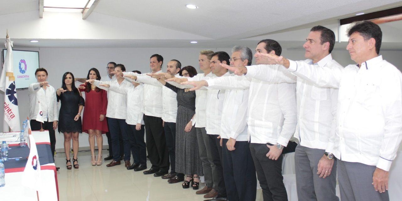 Eligen presidente de Canacintra a 'cercano' al gobernador Vila