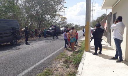 Aplican embargo precautorio a maquiladora en Conkal (Vídeo)