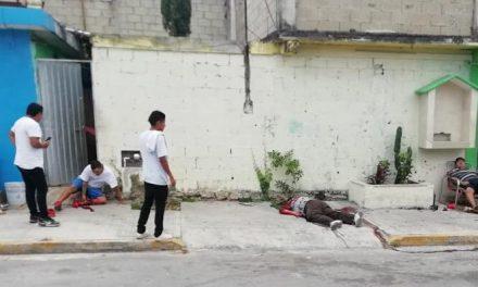 Cancún a la luz del día: tres ejecutados y dos lesionados