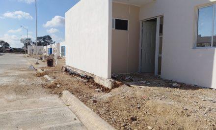 Paralizada vivienda social en Yucatán por falta de subsidios